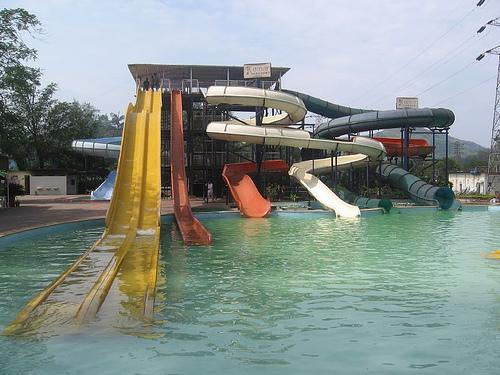 Water Park in Indore