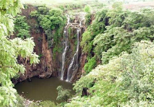 Waterfalls in Indore