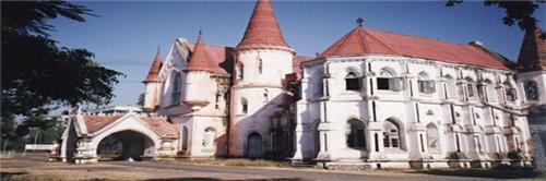 White Church in Indore
