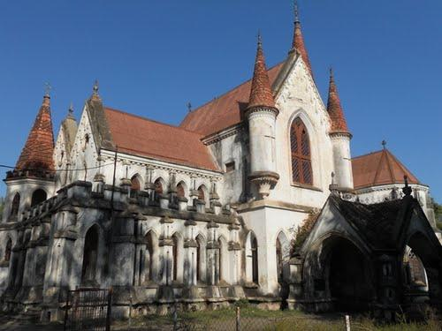 White Church of Indore