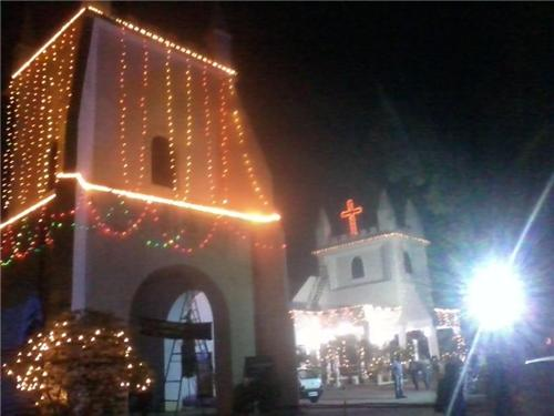 White Church in Indore City