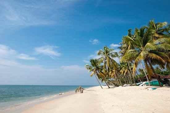 केरल के समुद्र तट