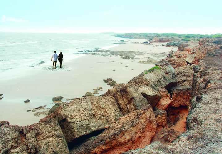 गुजरात के समुद्र तट