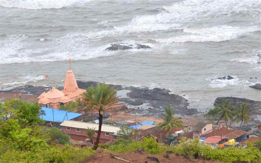 महाराष्ट्र के समुद्र तट