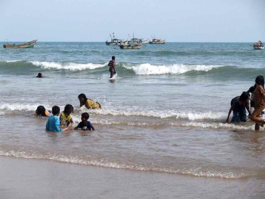 आंध्र प्रदेश के समुद्र तट