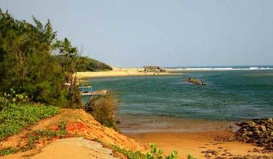 ओडिशा के समुद्री तट