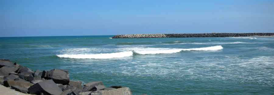पुडुच्चेरी के समुद्र तट