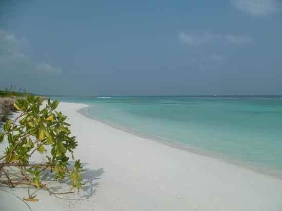 लक्षद्वीप के समुद्र तट