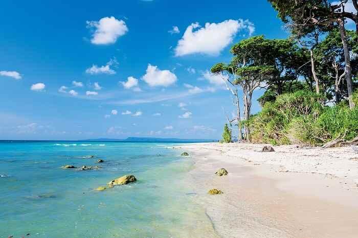हनीमून 'डिलाइट - रोमांस के लिए शीर्ष समुद्री तट