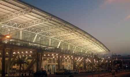 Annadurai International Airport, Chennai