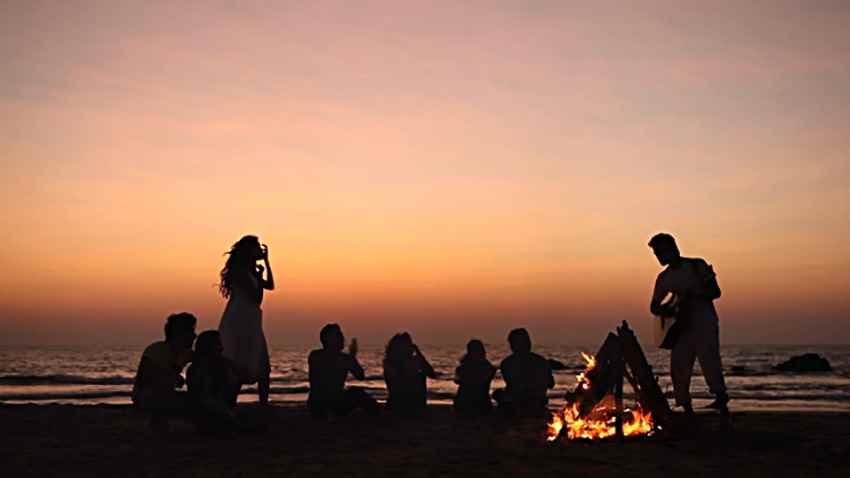 भारत में कैम्पिंग के स्थल