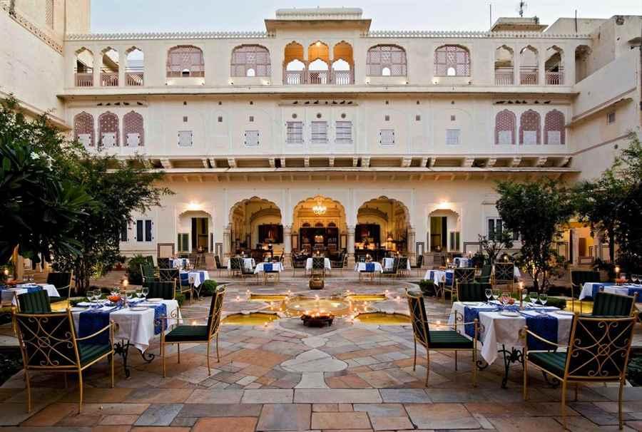 भारत के 20 सर्वश्रेष्ठ ऐतिहासिक होटल