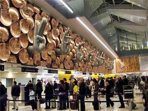 Indira Gandhi International Airport (IGIA), Delhi