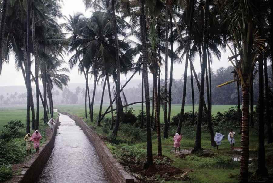 भारत में मॉनसून के प्रसिद्ध स्थल