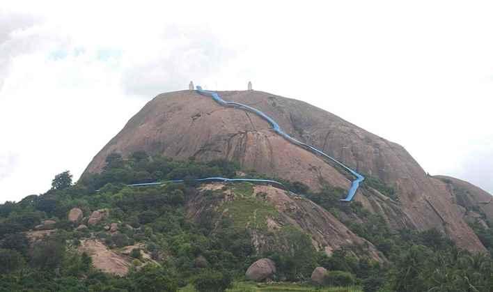 दक्षिण भारत में ट्रेंकिग के स्थल