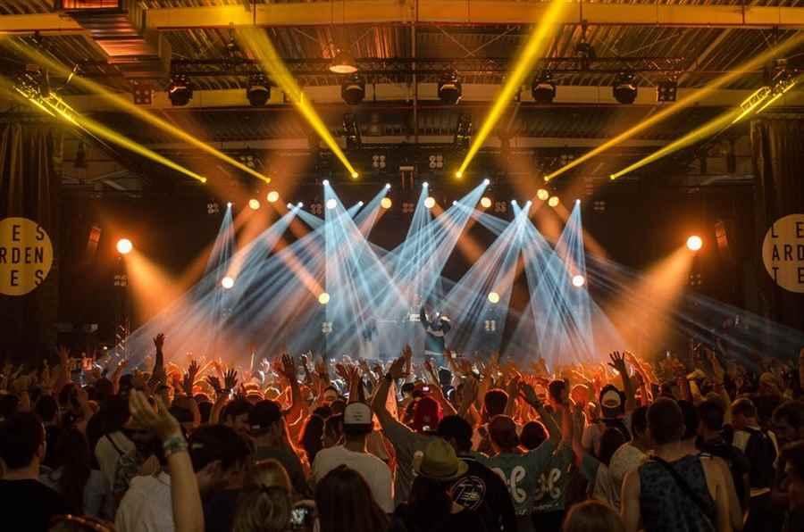 भारत में संगीत उत्सव