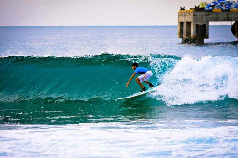 भारत में वाटर (जल) सर्फिंग