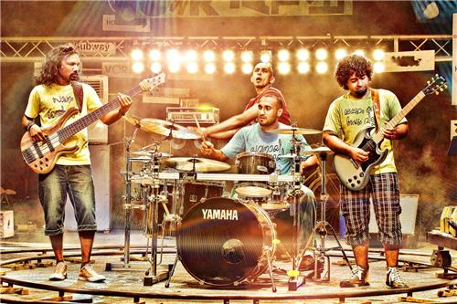 Rock Bands from Kerala