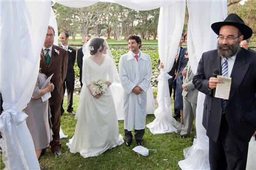 Jewish Wedding Customs in India