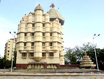 Ganesha temples in Maharashtra