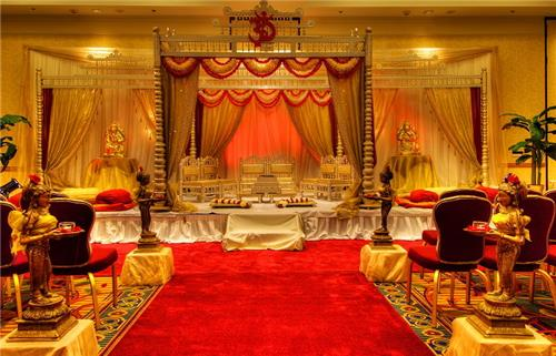Wedding places in India