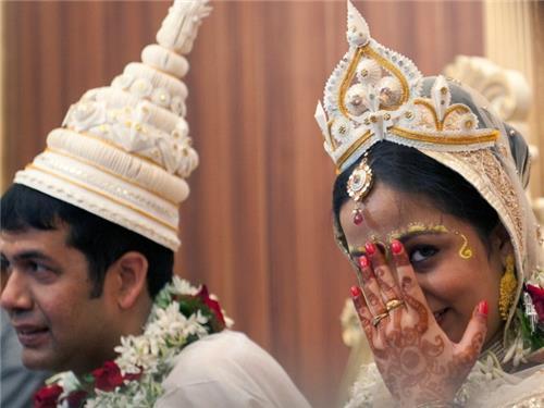 Bengali Wedding Customs in India