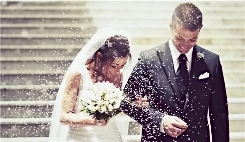 Christian Wedding Customs in India