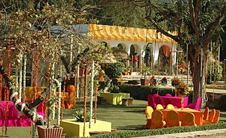 Places to get married in India