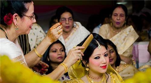 Assam Wedding Culture