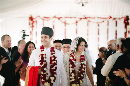 Parsi Wedding Customs