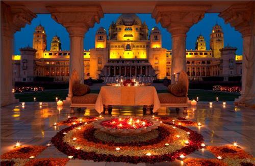 Rajasthan Diwali Celebrations