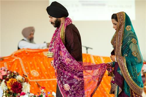Sikh Wedding in India