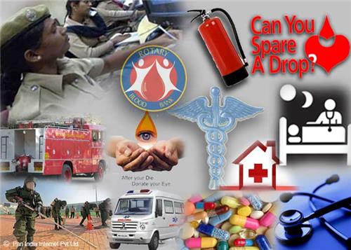 Emergency and Utility Services in India