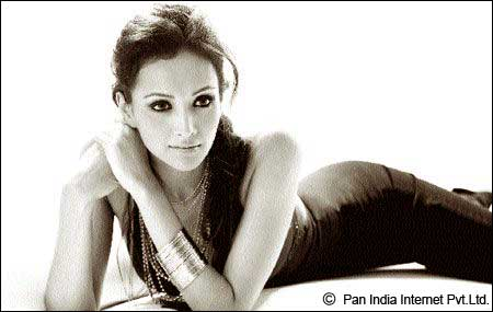 Dipannita Sharma in Miss India Contest