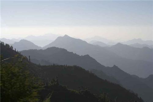 Shiwalik Range
