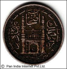 Coin of Hyderabad