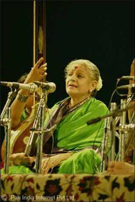 Subbalkshmi Pandit