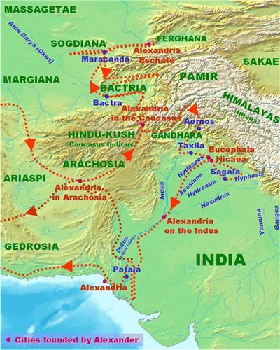 Alexander Invasion in India