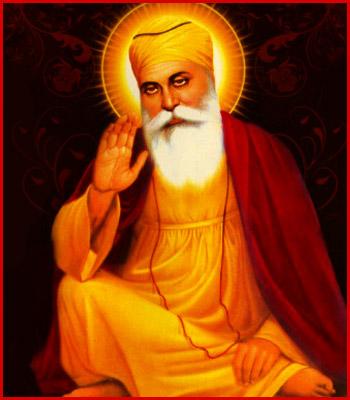Founder of Sikhism