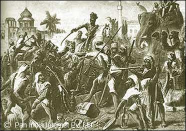 First Battle of Terrain