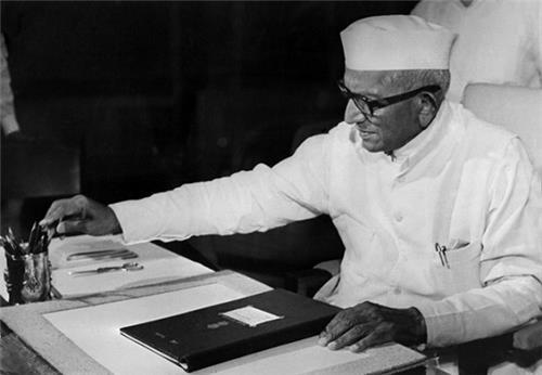 Moraji Desai