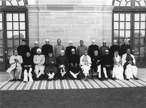First Nehru Ministry