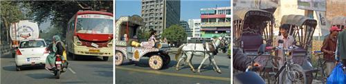Transport of India