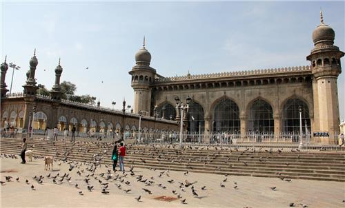Top Mosques in India noted for architecture