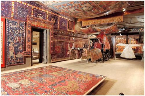 Textile Museum in Ahmedabad