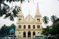 Top 10 churches in India