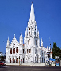 Cathedrals in India