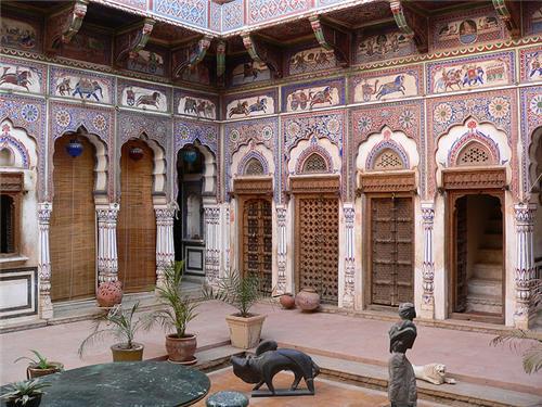 Shekhawati in Rajasthan