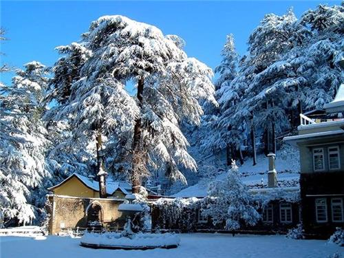 Ideal Winter Holiday Destinations in India