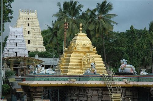 Sri Mallikarjuna Jyotirlinga Temple